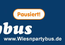 Wiesnparty und Shuttle Bus - Oktoberfest Party Bus